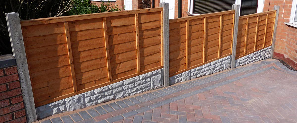 fences and gate installers birmingham timber fencing