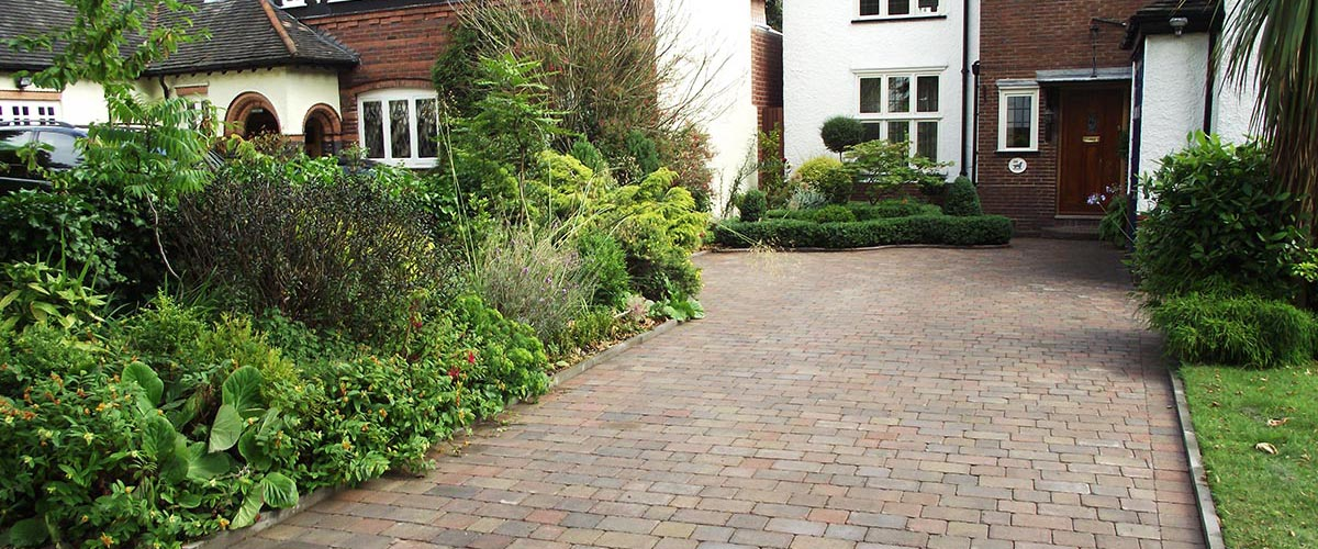 Tumbled Paving and Driveways